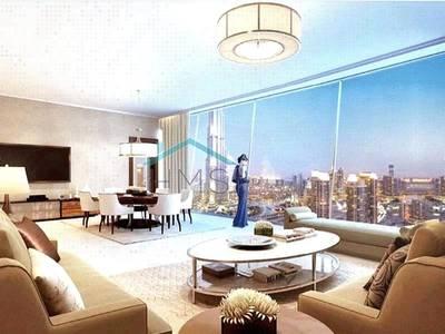 2 Bedroom Apartment for Sale in Downtown Dubai, Dubai - RESALE | Exclusive | 03unit | Sea View