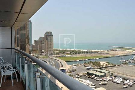 2 Bedroom Flat for Sale in Dubai Marina, Dubai - Panoramic Sea/Palm views Unit in Dubai Marina