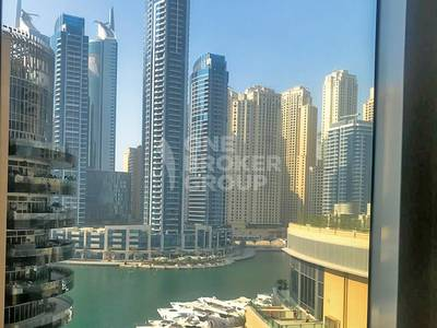 Fitted Office w/ Marina View