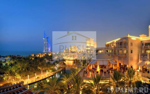 NO COMMISION AND JUST 5% DOWN PAYMENT FOR MADINAT JUMEIRAH LIVING!!