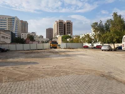 Plot for Sale in Maysaloon, Sharjah - Corner Plot  | G+3  | Behind Police Dept