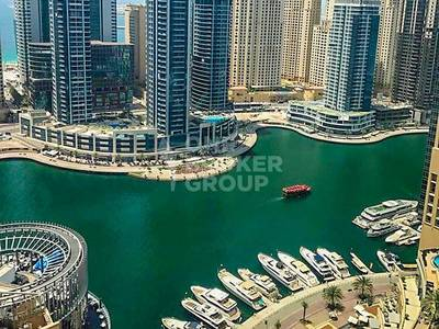 Fitted Office w/ Breathtaking Marina View