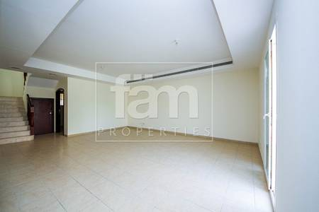 4 Bedroom Townhouse for Rent in Arabian Ranches, Dubai - 3E | Close to Pool and Park | Near Lake!