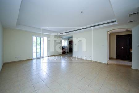 4 Bedroom Townhouse for Rent in Arabian Ranches, Dubai - Type 3E  | Close to Pool |  Backing Park