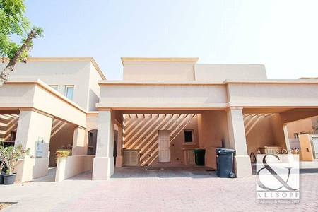 2 Bedroom Villa for Rent in The Springs, Dubai - 2 Bedrooms | Fully Furnished | Springs 2