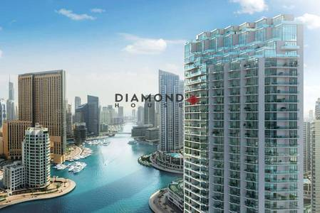 Full marina view 1 BED READY BY 2019