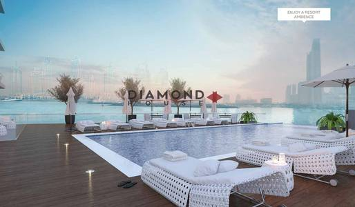 Full marina view brand new apartment