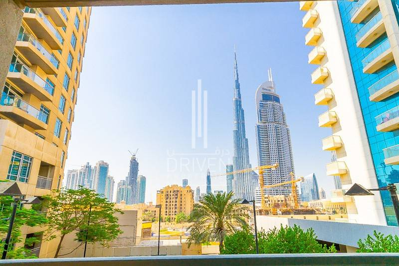 12 VERY RARE UNIT | FULL BURJ KHALIFA VIEWS