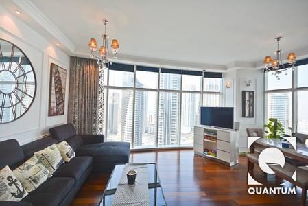 3 Bedroom Flat for Sale in Dubai Marina, Dubai - 3BR | Full Marina View | Exclusive