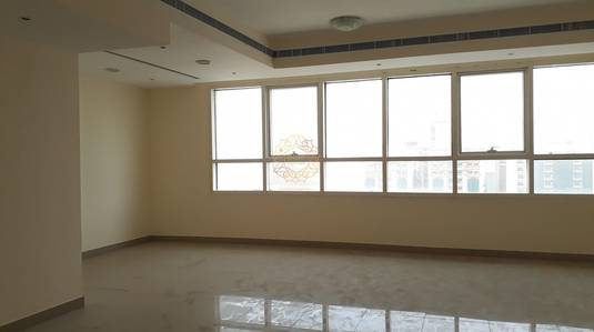 3 Bedroom Penthouse for Rent in Al Taawun, Sharjah - 3BHK Penthouse All Rooms Master 65K Only