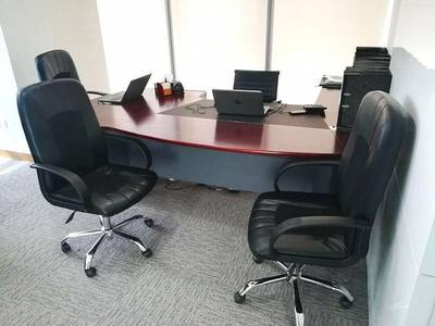 FULLY FURNISHED & SERVICED INDEPENDENT OFFICE WITH SEPARATE LOCK & KEY ALL  INCLUSIVE JUST  IN 20000/=IDEAL LOCATION