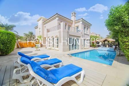 4 Bedroom Villa for Sale in Arabian Ranches, Dubai - Private pool|4BR Type 10|Corner plot