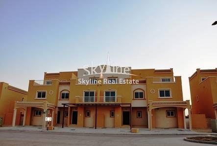 3 Bedroom Villa for Sale in Al Reef, Abu Dhabi - High End 3BR Study Villa with Big Garden Al Reef Villas