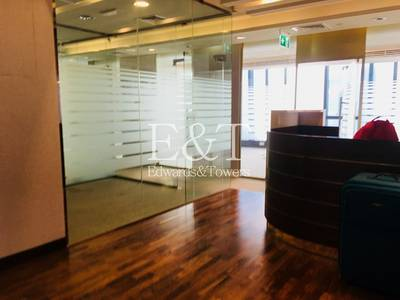 Office for Sale in Downtown Dubai, Dubai - Fully Fitted Office BLVD Plaza Tower1