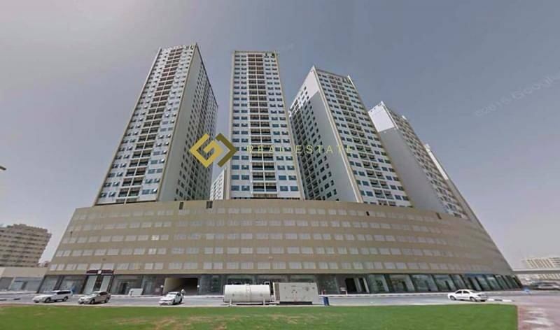2 Commission Free  3 BHK with Parking for Rent in Pearl Towers Ajman