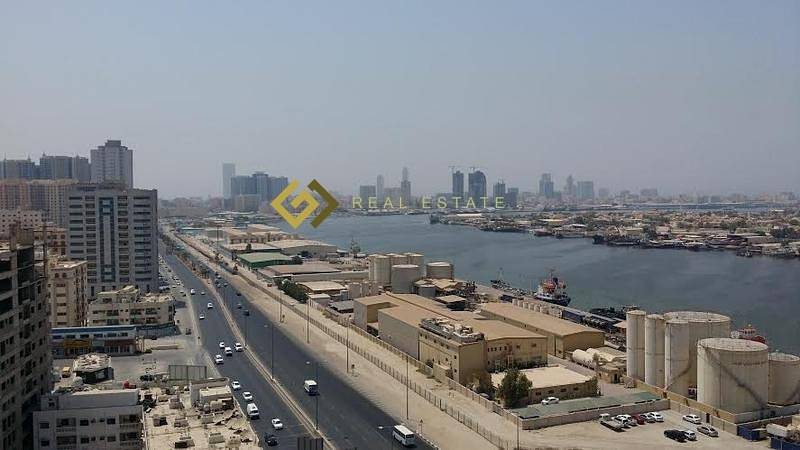 13 Commission Free  3 BHK with Parking for Rent in Pearl Towers Ajman
