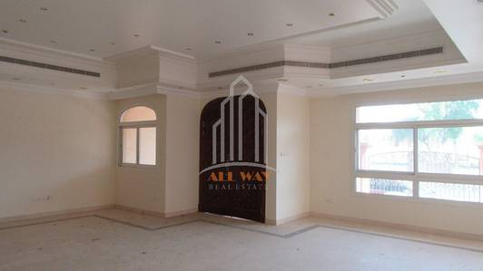 4 Bedroom Villa for Rent in Al Karamah, Abu Dhabi - High Quality 4 BR Villa with Garden Area in Al Karama!