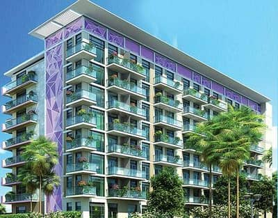 Off plan luxurious furnished unit in Celestia DWC