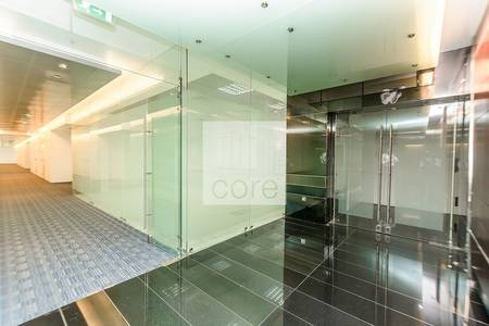 مکتب  للايجار في مدينة دبي للإعلام، دبي - Spacious fitted office in Arenco Tower
