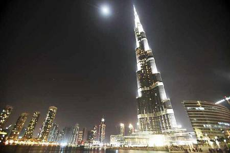 BURJ KHALIFA TWO BED ROOM APARTMENT HIGH FLOOR FOR SALE