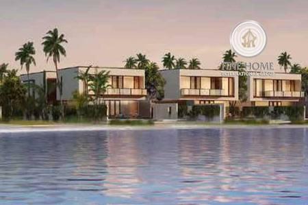 Amazing Villa 5 BR in Hidd Al Saadiyat.