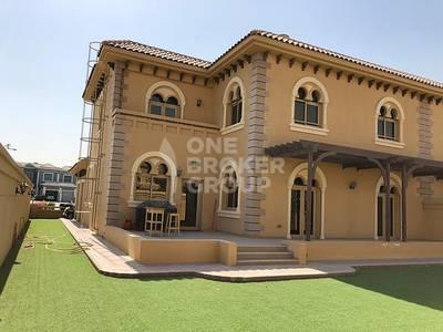 3 Bed  Corner Villa   Maintenance Included