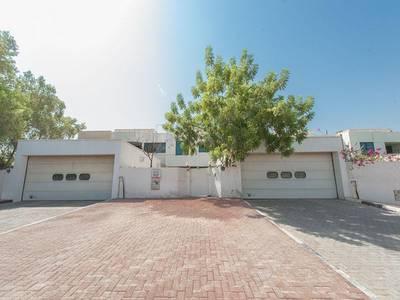 فیلا 4 غرف نوم للايجار في القرهود، دبي - 4 Bed | Semi- Independent | Private Garden| Covered Parking |  Garhoud