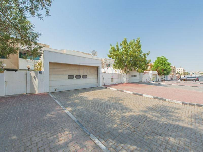 2 4 Bed | Semi- Independent | Private Garden| Covered Parking |  Garhoud