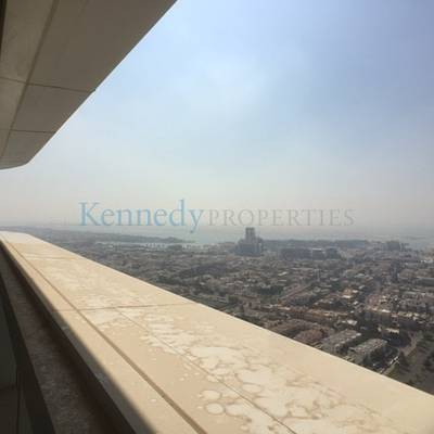 Massive 1 bedroom with balcony and large windows great views