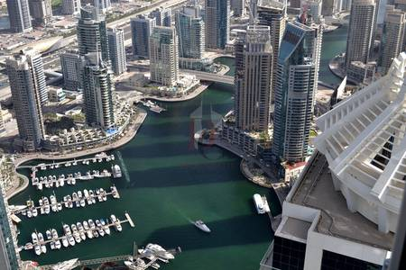 2 BR|Furnished|Partial Sea & Marina View|For SALE in Princess Tower