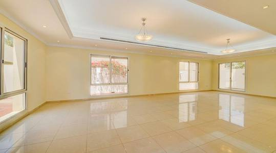 3 Bedroom Villa for Rent in Al Badaa, Dubai - BEAUTIFUL VILLAS AT WASL PARK WITH AMAZING FACILITY & 1 MONTH FREE