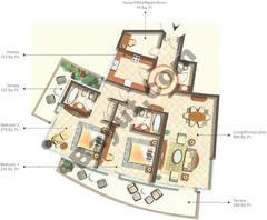 Condominium Type 0-3_2 Bedroom