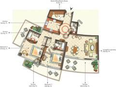 Condominium Type 0-3B_2 Bedroom