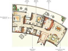 Condominium Type 0-5B_2 Bedroom
