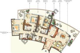 Condominium Type 0-1_3 Bedroom