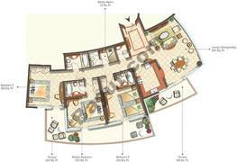 Condominium Type 0-2B_3 Bedroom