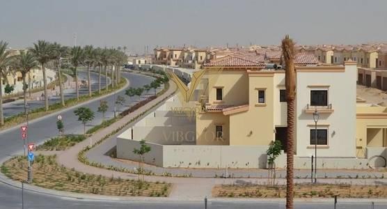 3 Bedroom Villa for Sale in Reem, Dubai - Corner Unit- Type J Townhouse Mira Oasis