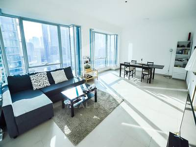 2 Bedroom Apartment for Rent in Dubai Marina, Dubai - Vacant 2 BR   Unfurnished   Dubai Marina