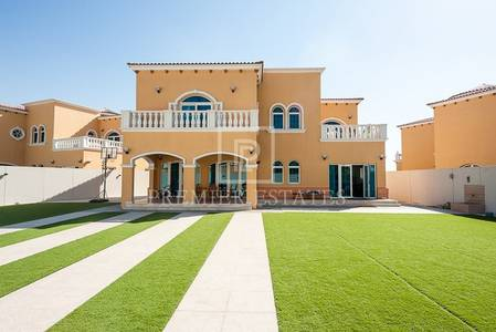 5 Bedroom Villa for Rent in Jumeirah Park, Dubai - 5BR Villa