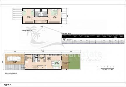 2 Bedroom Villa for Rent Arabian Village