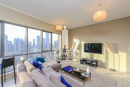 Luxurious 2 Bed Apt | Burj Khalifa Views