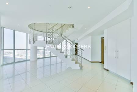 2 Bedroom Flat for Rent in Dubai Festival City, Dubai - Amazing Duplex   Great Views   Spacious.