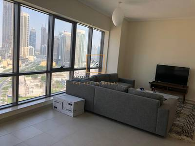 Full Burj View 3BR + Maids in South Ridge 1