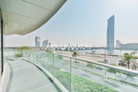 2 Bedroom Apartment for Rent in Dubai Festival City, Dubai - One month free   Great Views   Spacious.