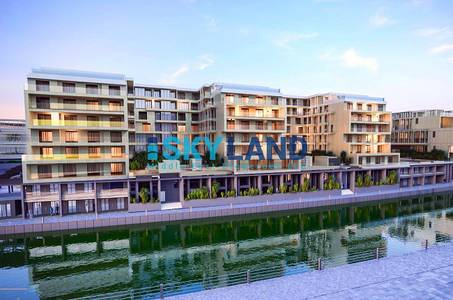 1%monthly 1%downpayment 1bed canal views