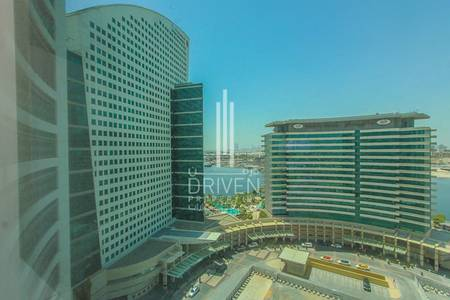 Office for Rent in Dubai Festival City, Dubai - LUXURIOUS GRADE A TOWER | PRIME LOCATION