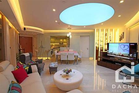 3 Bedroom Apartment for Rent in Dubai Marina, Dubai - REDESIGNED HIGH QUALITY FURNISHED