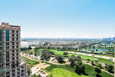 Amazing View For 1BHK In Fairways West With Full Lake View