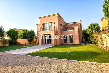 5 Bedroom Villa for Sale in Arabian Ranches, Dubai - Exclusive | Type 17 | Huge Plot | Vacant