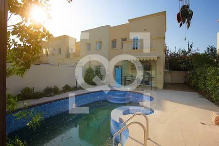 2 Bedroom Villa for Rent in The Springs, Dubai - Exclusive | Springs  2  |With  4E 2 Bedrooms With Study